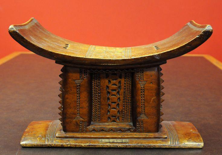Songhai Empire Seat