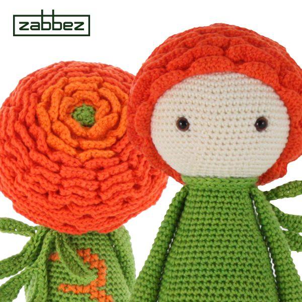 Zabbez Crochet Patterns : op zabbez com tulip theo crochet amigurumi pattern by zabbez ...