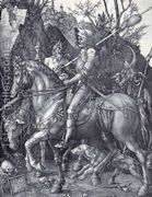 The Knight Death And The Devil  by Albrecht Durer