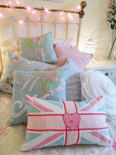 Mommo Design Shabby And Pink Pinterest Kissen