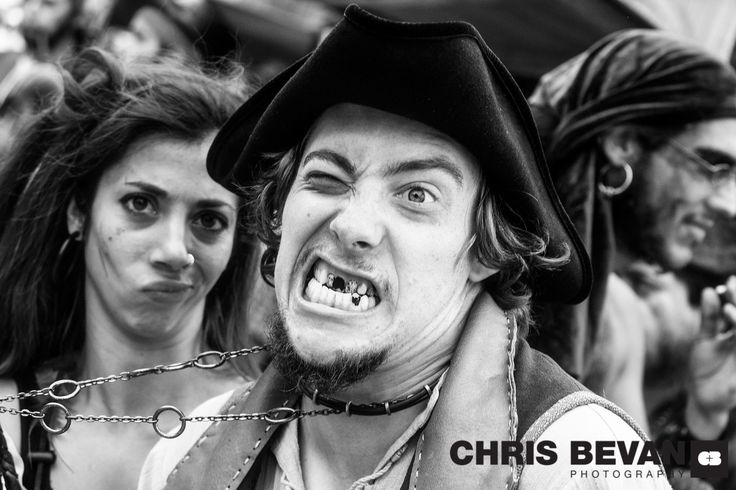 THE MEDIEVAL PIRATES FIEST IN SAN ANTONIO IBIZA , GREAT CHARACTERS