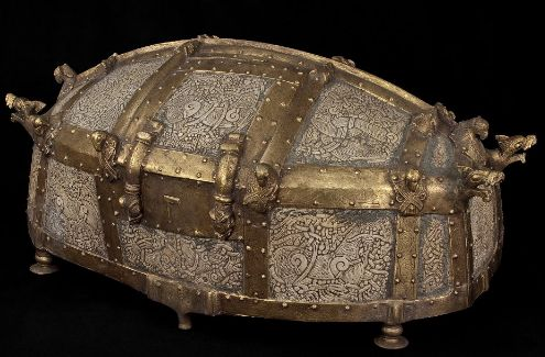 Mammen style chest (the Cammin Casket)