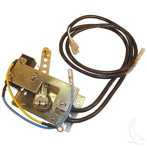 Potentiometer w/ Micro Switch E-Z-Go Marathon Electric 90-94