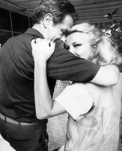 ~John Cassavetes and Gena Rowlands ~* My all time favorite actress & her equally fabulous husband. <3
