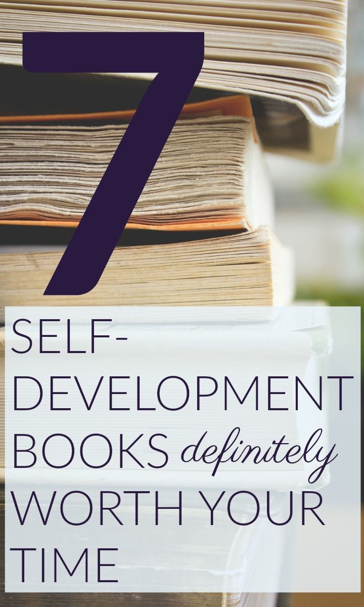 I am a selfproclaimed self development book junkie