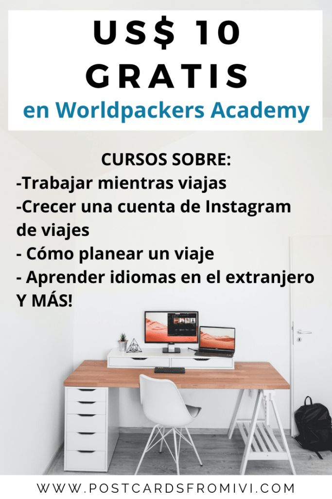Cómo funciona Worldpackers: viajar por el mundo haciendo voluntariado Office Desk, Instagram, Furniture, Lifestyle, Home Decor, How To Plan, It Works, Tourism, Board
