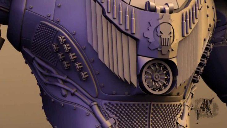 Ankesh Kumar - Demo Reel 3D Modelling