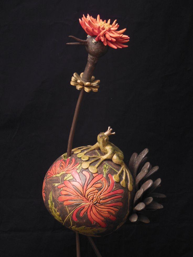 17 best images about pottery on pinterest ceramics for Sculpture contemporaine