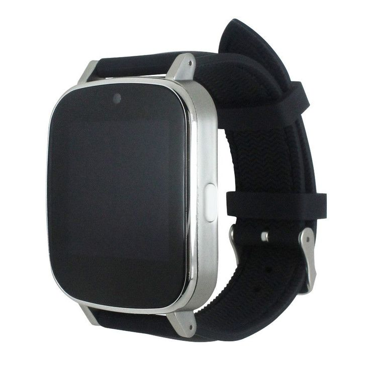 SmartWatch VS18 Arc Screen Clock Push APP Message Dial Call SMS Bluetooth Connect Samsung Android Phone Smart Watch