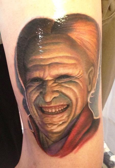 Bram Stokers Dracula By Steve Wimmer