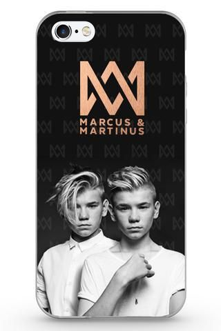 This Marcus and Martinus mobile cover is perfect for all mmers that wan... click for more information