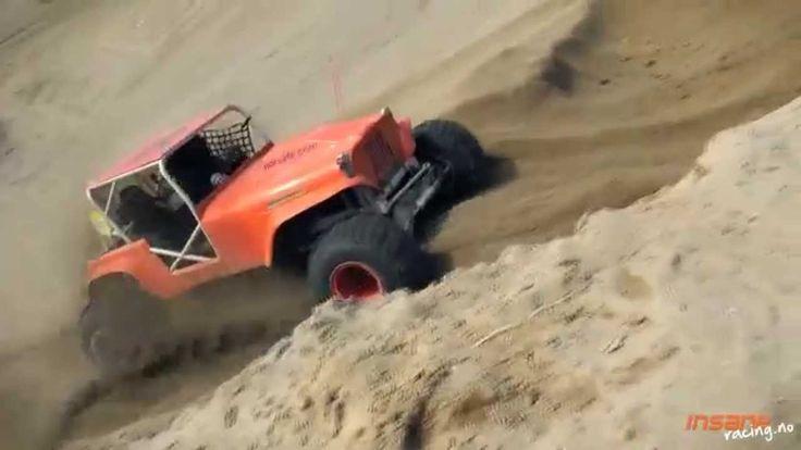 Экстримальные Гонки на Бездорожье на Багги Extreme Offroad Racing Buggy ...