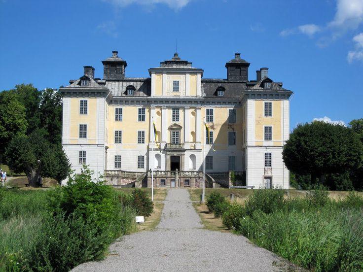 Mälsåker palace, Strängnäs, Sweden.