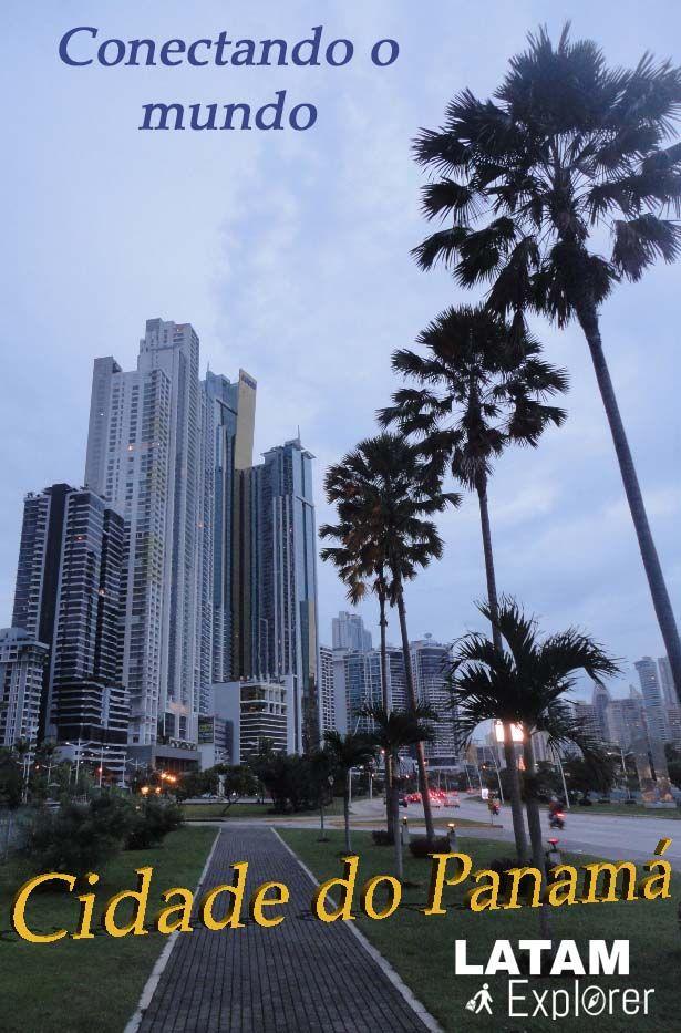 Cidade do Panamá, Panamá - A cidade mais importante da América Central é um…