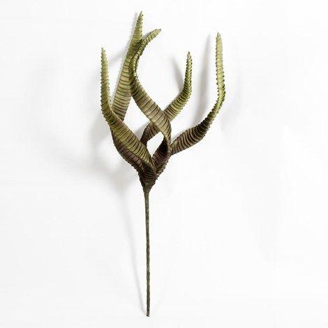Green Succulent Flower www.lambertpaint.com