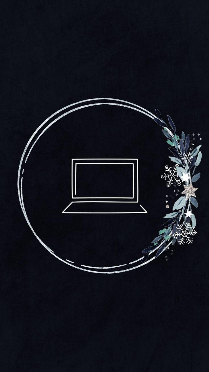 Logo Ig Hitam : hitam, Instagram, Highlights, Highlight, Icons,