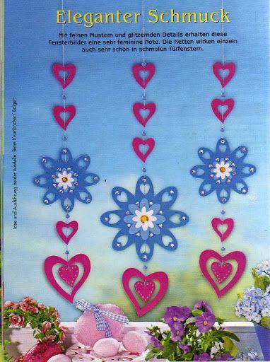 1000 images about fensterdeko on pinterest window clings pink moon and martha stewart crafts. Black Bedroom Furniture Sets. Home Design Ideas