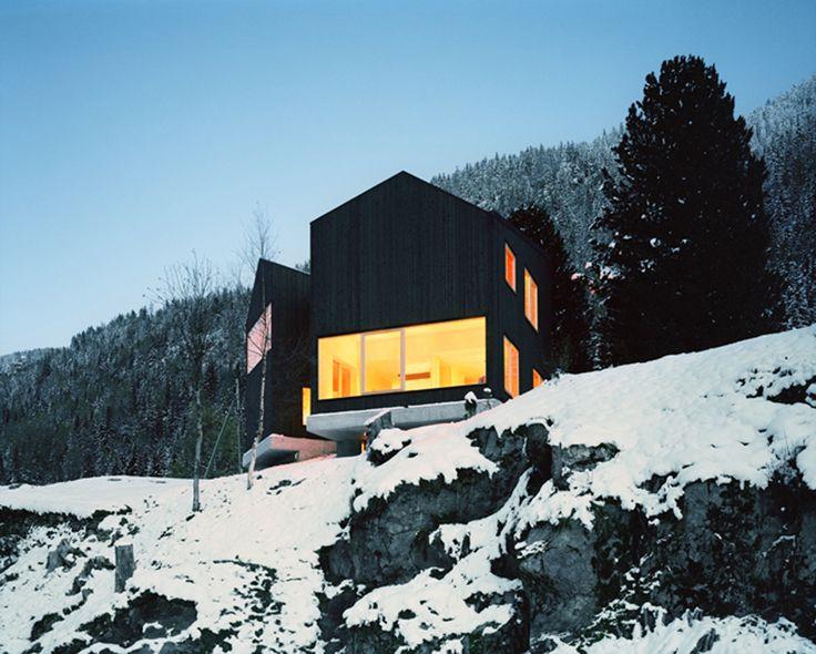 House in Les Jeurs,© Joël Tettamanti