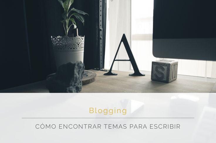 Escribir en un blog, sea personal o profesional, es una decisión que sólo las personas que lo llevan a cabo saben lo gratificante y complicado que es a la vez. Te dará muchas alegrías, y a la vez requerirá de ti mucha constancia y horas robadas alsueño. Hoy tratamos uno de los aspectosque suelen preocupar…