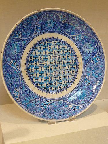 Dish Turkey 16th century CE composite Metropolitan Museum