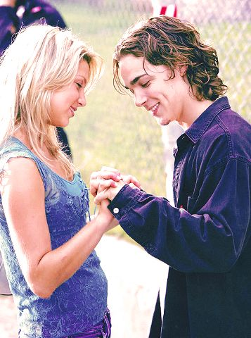 Sean Cameron and Emma Nelson (Degrassi: The Next Generation).