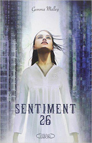 Sentiment 26 - Gemma Malley