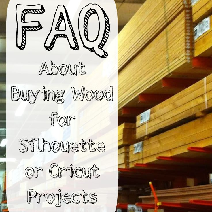 An article which details where to buy wood for crafting, along with helpful tips on what kind of wood to buy, what to look for, and what to avoid.