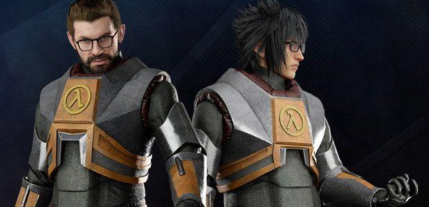 Final Fantasy XV getting demo next week also adding Gordon Freeman cosplay