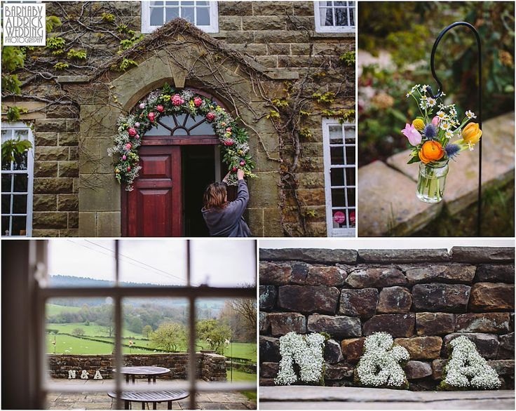Anna + Neil's Wedding Photography Highlights – Laskill House, Helmsley + The Pheasant, Harome [by Yorkshire Photographer Barnaby Aldrick] | ...