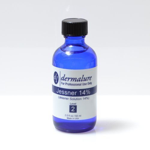 Jessner Solution Acid Peel 14% 1oz. 30ml (Level 2 pH 1.9) >>> Awesome product. Click the image : Face treatments and masks