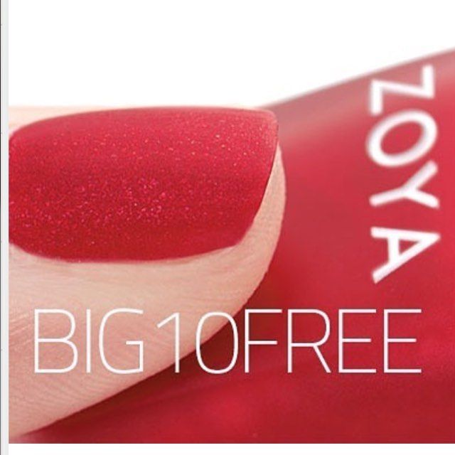 #zoya #zoya10freeformula #everydayzoya #nails #nailart #nailpro #nails #nailstagram #nailswag #manicure #manicures #