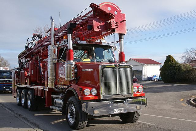 New Dump Trucks >> 2011 WESTERN STAR 4864 Drilling Rig. | Drill Rigs | Drilling rig, Big trucks, Rigs