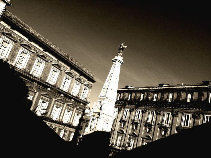 Napoli - Piazza San Domenico Maggiore