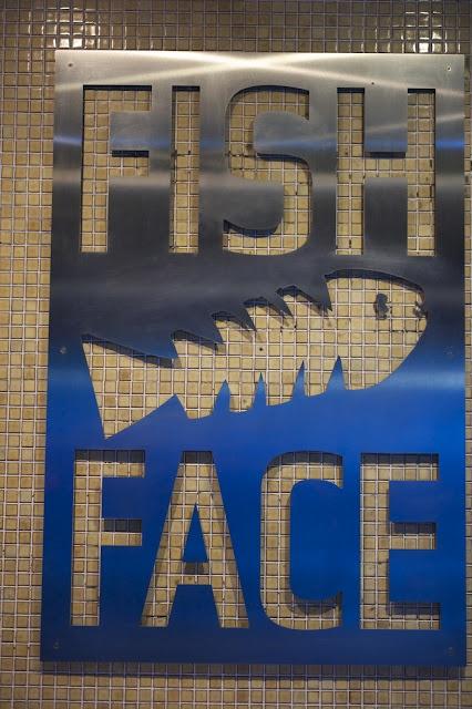 Fish Face restaurant, Sydney - Australia