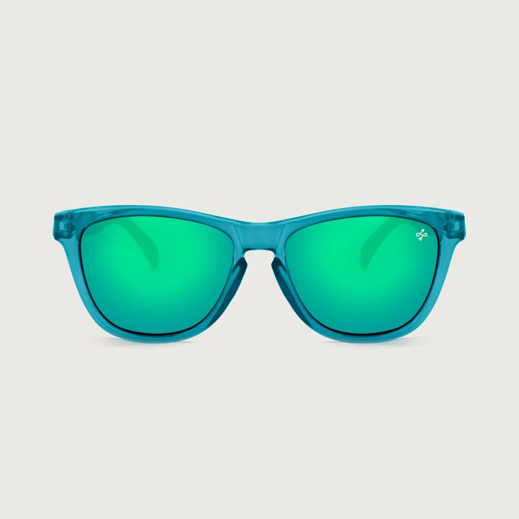HOKANA CRYSTAL SKY SUNGLASSES