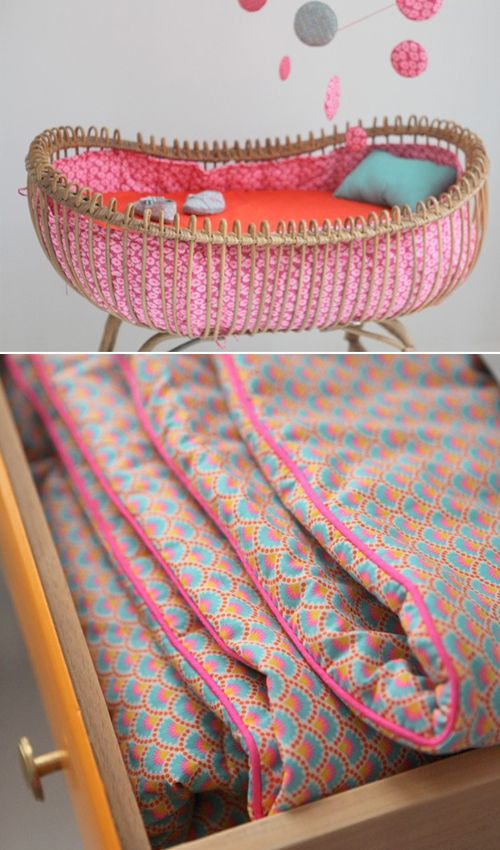 color perfection by Petit PanColors Combos, Nurseries Colors, Little Girls Room, Baby Beds, Kids Room, Baby Room, Petite Pancreatitis, Baby Nurseries, Baby Cribs