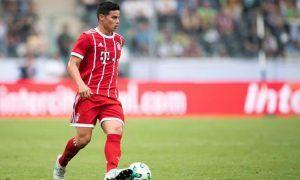 Bayern Munich, James
