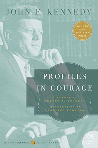Profiles in Courage by John F. Kennedy http://www.amazon.com/dp/0060854936/ref=cm_sw_r_pi_dp_3nWtwb14TF8BB