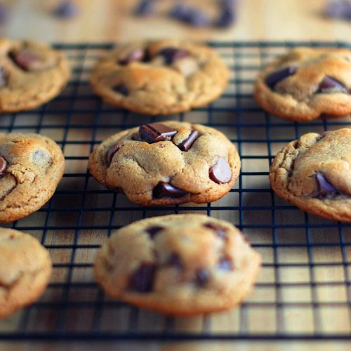 1000+ images about Chip cookies on Pinterest | Chocolate cookies ...
