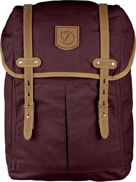 Rucksack No. 21 Medium by Fjallraven. This would be perfect for my daily commute to work!