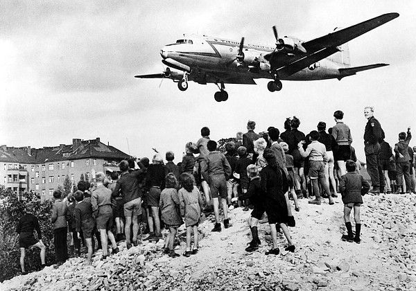 an analysis of the operation vittles in 1948 1948 berlin airlift begins in response to the soviet blockade of land routes into west berlin, the united states begins a massive airlift of food, water, and medicine to the citizens of the.