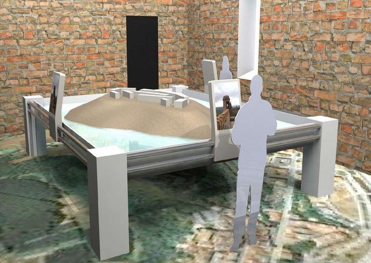 Diseño de stands, espacios efimeros, exposiciones, vitrinas. www.expomon.es