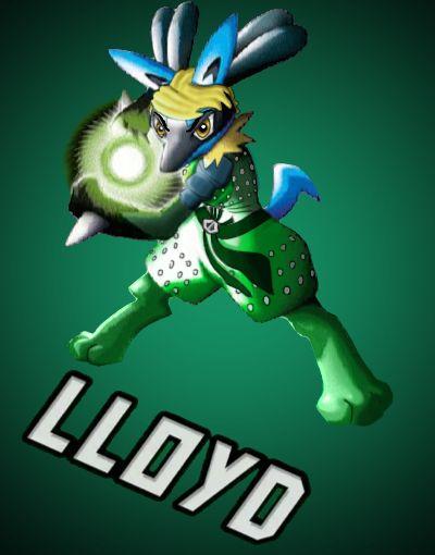 Ninjago as Pokemon: Teen Lloyd Intro by BlazeraptorGirl.deviantart.com on @DeviantArt