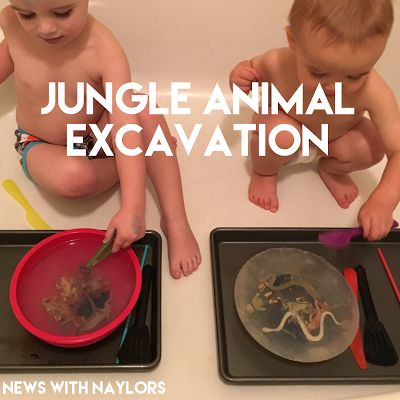 A blog with creative ways to teach toddlers & preschoolers.