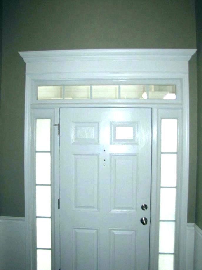 Craftsman Door Frame Google Search Modern Farmhouse Interiors Craftsman Door Farmhouse Interior Doors