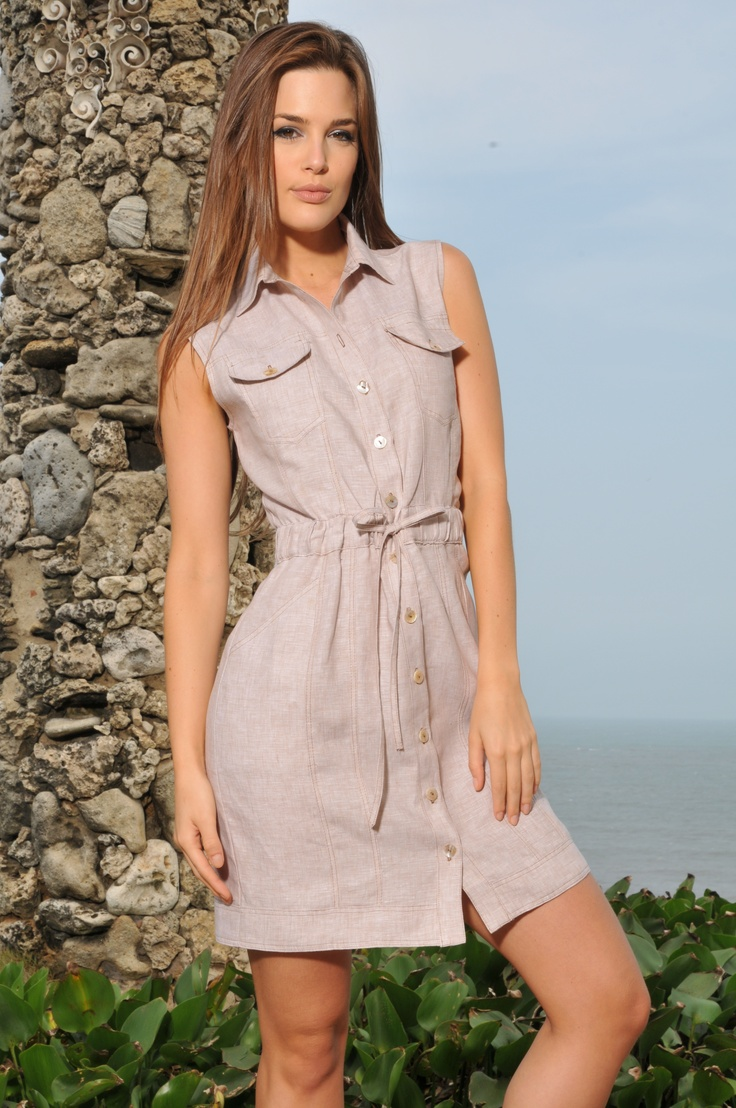 Vestido Carpini - Moda Color Wear