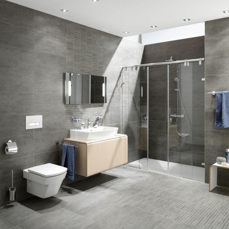Moderne badezimmermöbel grau  11 besten Badezimmer Bilder auf Pinterest | Badezimmer ...