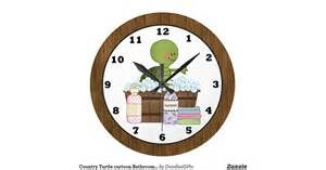 Country Bathroom Wall Clocks - The Best Image Search