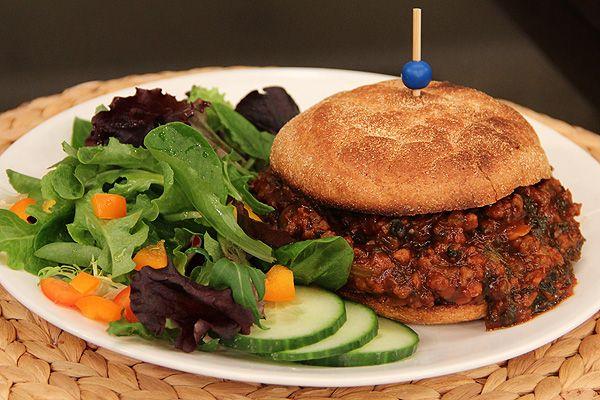 Vegetarian Sloppy Joes http://www.cbc.ca/stevenandchris/2012/01/veggie-sloppy-joes.html#