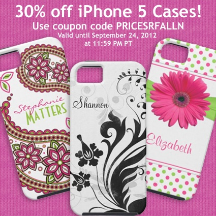 Find all our iPhone 5 cases at:  http://www.zazzle.com/wasootch/iphone5+cases?gl=wasootch=238519505587130819=true=pinterest=PRICESRFALLN    This offer applies to all other cases as well   30% of the case net sale price will be deducted when one or more qualifying products are purchased and the coupon code PRICESRFALLN is applied at checkout. Offer is valid through September 24, 2012 at 11:59 PM PT. Offer valid on Zazzle.com only.: Pm Pt, Coupon Codes, Offer Valid, Net Sale, Case Net, Code Pricesrfalln, Offer Applies, Iphone 5 Cases, September 24